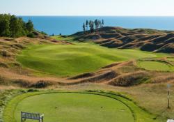 arcadia bluffs golf